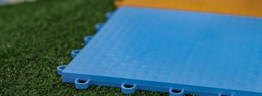 Piso Modular para quadras esportivas