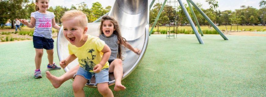 Pisos para Playgrounds