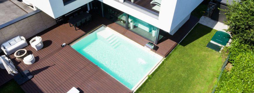 Como manter a segurança em áreas externas com piscina