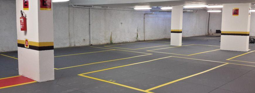 Qual é o melhor revestimento para estacionamentos?