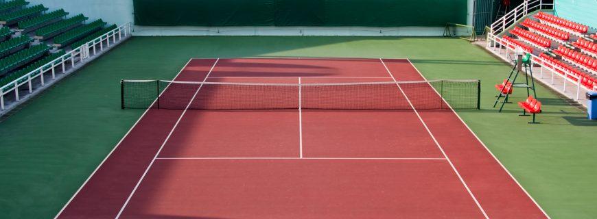 Como funciona a base asfáltica em quadras esportivas?